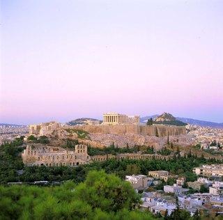 Athen und Kykladen Kombi