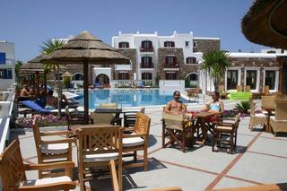 Naxos Resort Hotel