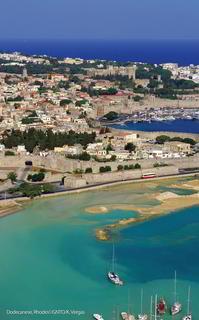 Inselkombination Karpathos & Rhodos