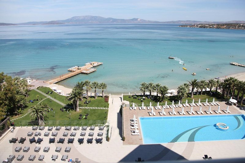 Boyalik Beach Hotel & Spa in Cesme ab 361 €