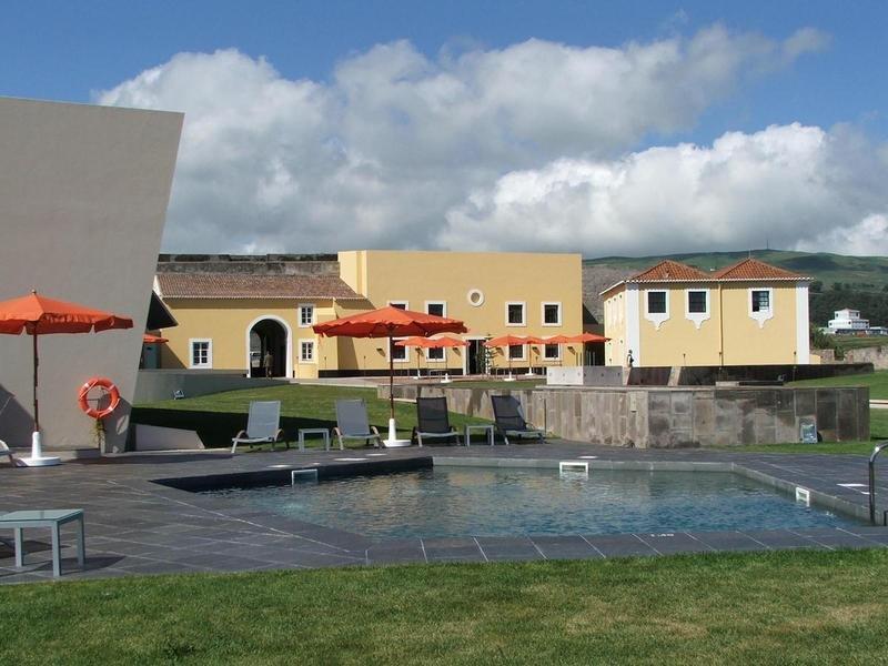 7 Tage in Angra do Heroismo (Insel Terceira) Pousada de Angra do Heroismo - Forte Sao Sebastiao