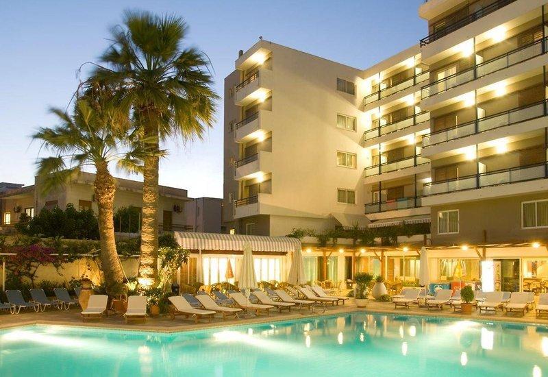 7 Tage in Rhodos Stadt (Insel Rhodos) Best Western Plaza Hotel of Rhodes