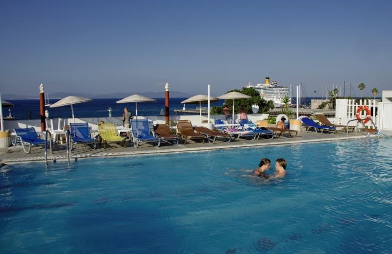 Kos Stadt / Kos Strand (Insel Kos)