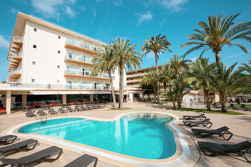 7 Tage in S´Arenal HM Ayron Park