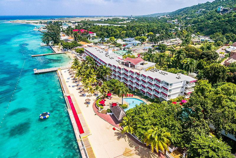 Urlaub auf Jamaika von seiner besten Seite