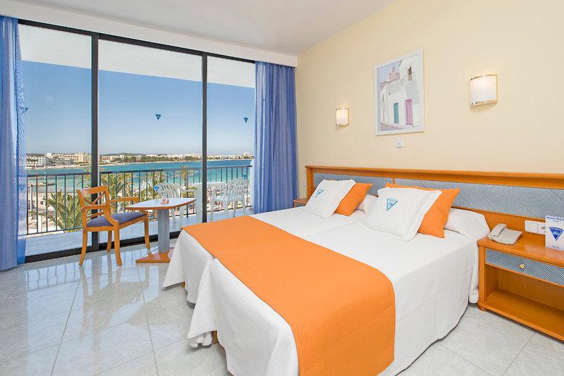 Top-Hotel am Sandstrand