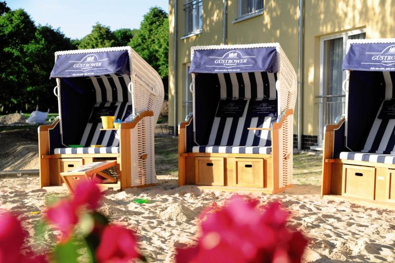 Strandhaus am Inselsee in Güstrow ab 471 €