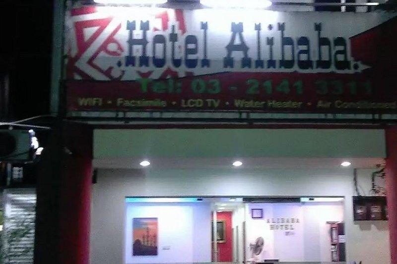 7 Tage in Kuala Lumpur Ali Baba