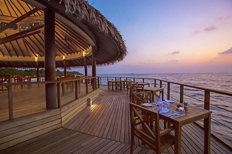 7 Tage ÜF Reethi Faru Resort