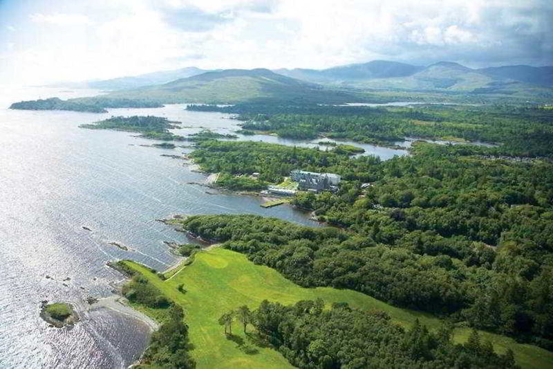 7 Tage in Sneem Parknasilla Resort & Spa