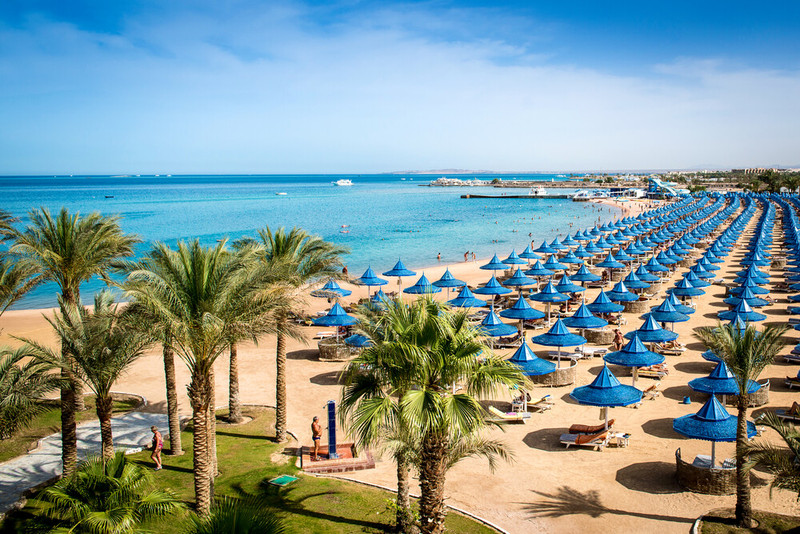 The Grand Hotel Hurghada Ägypten