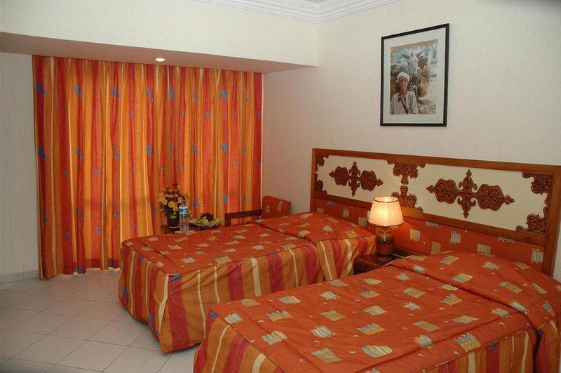 Bahia City Hotel in Agadir, Agadir und Atlantikküste