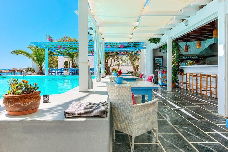 Sigalas Hotel in Kamari, Santorin BA