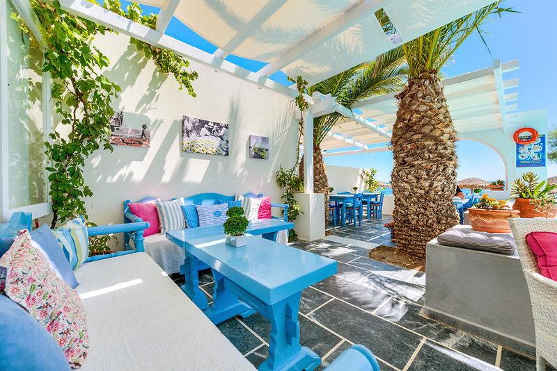 Sigalas Hotel in Kamari, Santorin R