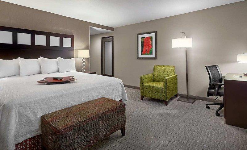 Hampton Inn by Hilton Calgary Airport North in Calgary, Alberta W