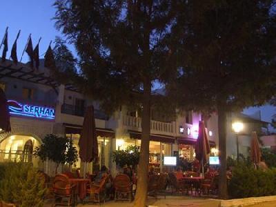 Serhan Hotel in Gümbet, Halbinsel Bodrum A