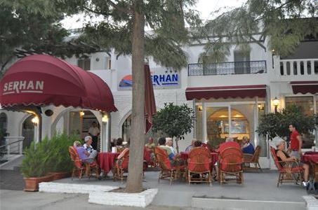 Serhan Hotel in Gümbet, Halbinsel Bodrum R