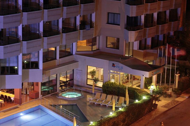 Palm Hotel in Kusadasi, Türkische Ägäis A