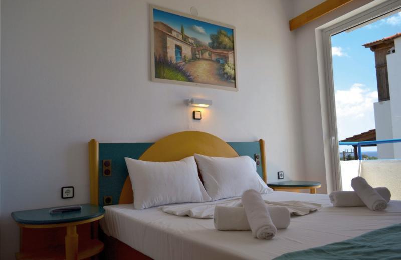 Summer Breeze Hotel in Gennadi, Rhodos W