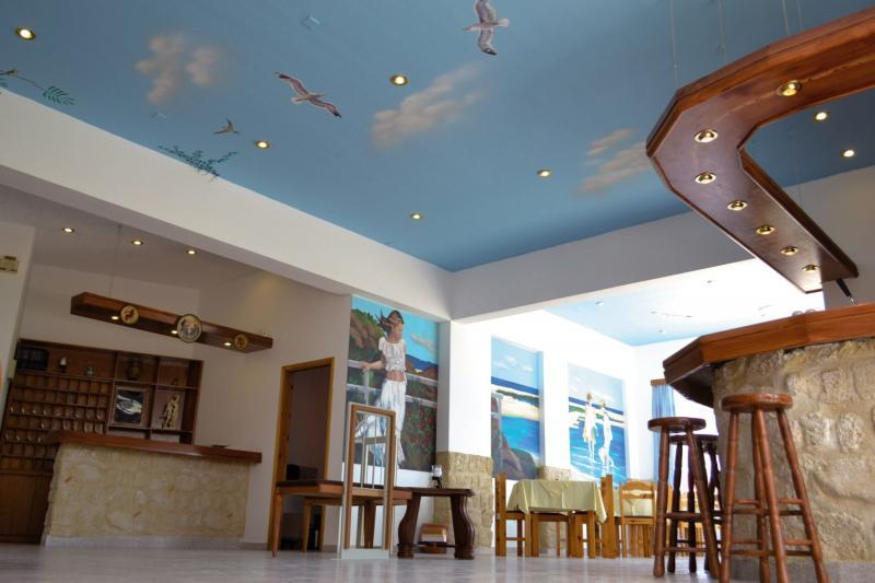Summer Breeze Hotel in Gennadi, Rhodos BA