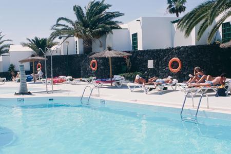 Apartamentos THe Las Gaviotas in Playa Matagorda, Lanzarote