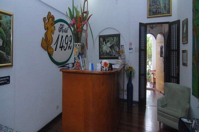 Hotel 1492 in San Jose, Costa Rica - San Jose` und Umgebung