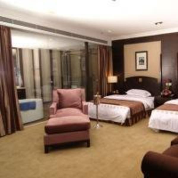 Jianguo Hotspring Hotel in Peking, China - Peking und Umgebung W