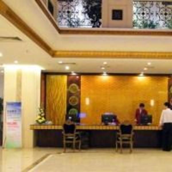 Jianguo Hotspring Hotel in Peking, China - Peking und Umgebung L