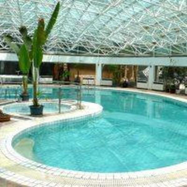 Jianguo Hotspring Hotel in Peking, China - Peking und Umgebung