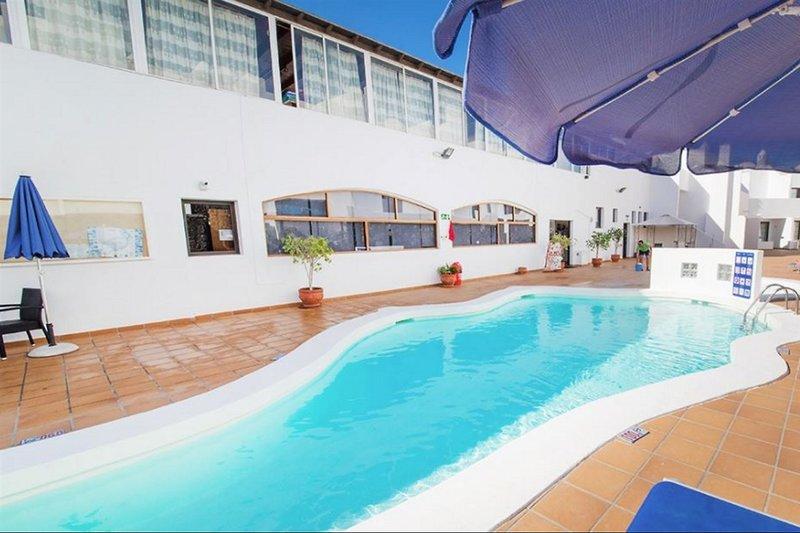 Hotel Tabaiba Center in Costa Teguise, Lanzarote HB