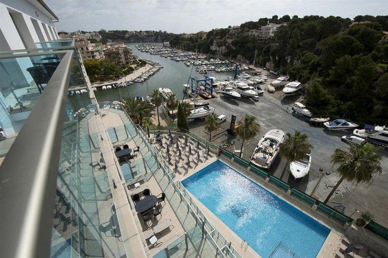 Aparthotel Portodrach in Porto Cristo, Mallorca P