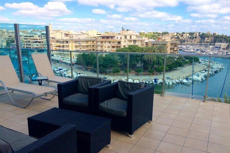 Aparthotel Portodrach in Porto Cristo, Mallorca TE