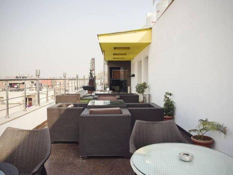 Hotel Krishna in Neu Delhi, Indien - Delhi TE