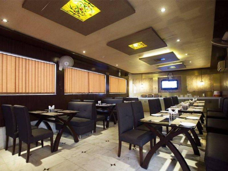 Hotel Krishna in Neu Delhi, Indien - Delhi R