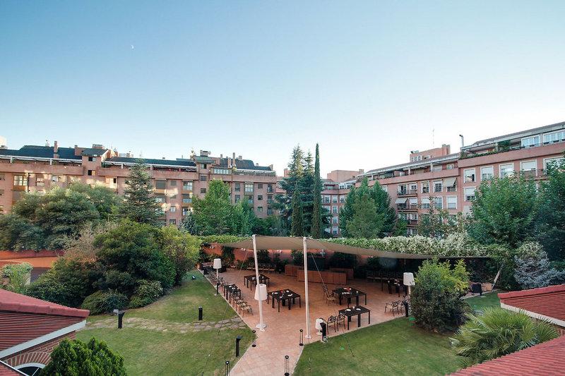 Rafaelhoteles Atocha in Madrid, Madrid und Umgebung TE