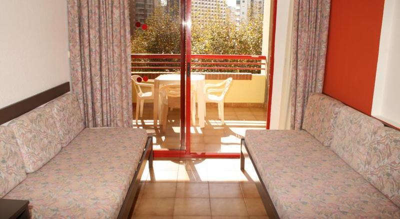 Apartamentos Evamar in Benidorm, Costa Blanca R