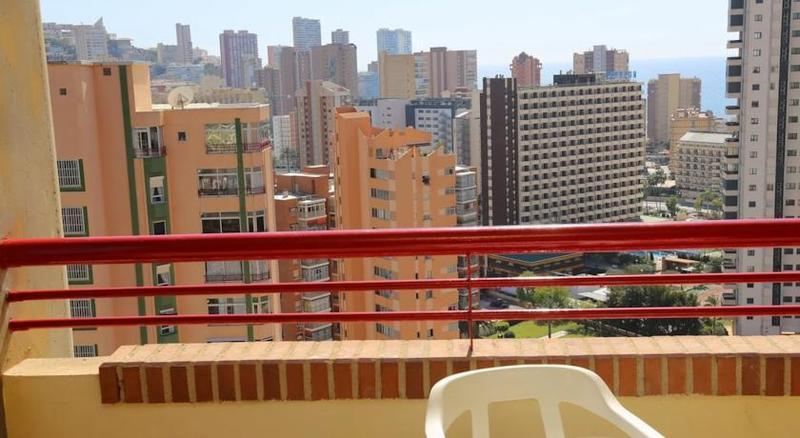 Apartamentos Evamar in Benidorm, Costa Blanca