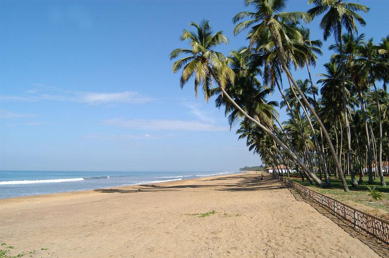 Royal Palms Beach Hotel in Kalutara, Sri Lanka S