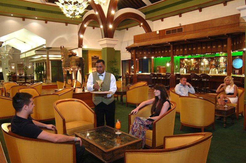 Royal Palms Beach Hotel in Kalutara, Sri Lanka BA