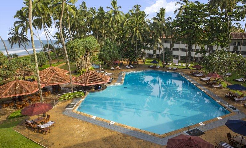 Tangerine Beach Hotel in Kalutara, Sri Lanka P