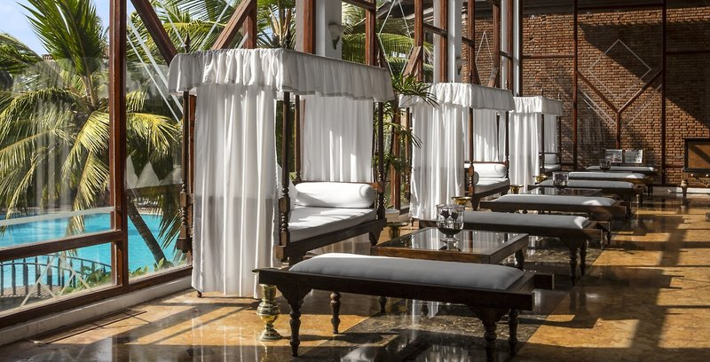 Royal Palms Beach Hotel in Kalutara, Sri Lanka WEL