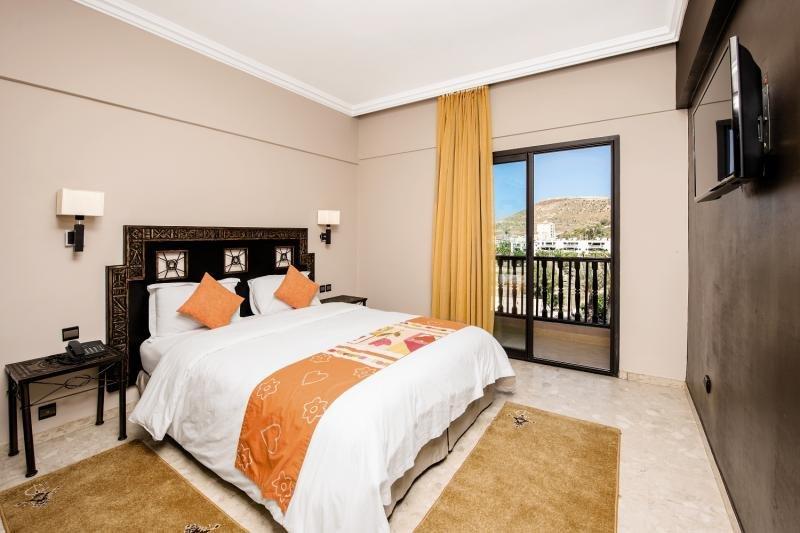 Hotel Oasis in Agadir, Agadir und Atlantikküste