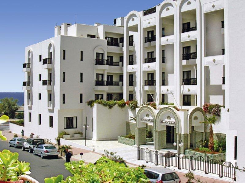 Hotel Oasis in Agadir, Agadir und Atlantikküste A