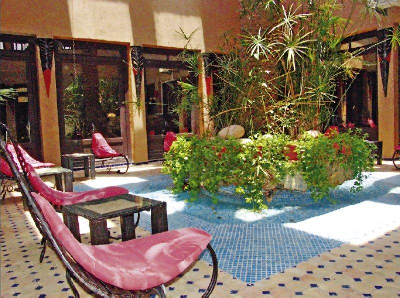Hotel Oasis in Agadir, Agadir und Atlantikküste TE