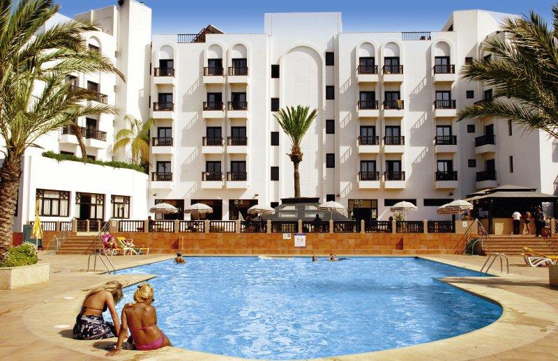 Hotel Oasis in Agadir, Agadir und Atlantikküste P