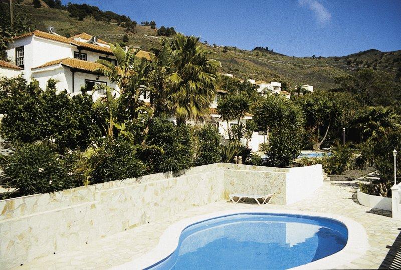 Apartments und Bungalows Finca Colón in Fuencaliente de la Palma, La Palma