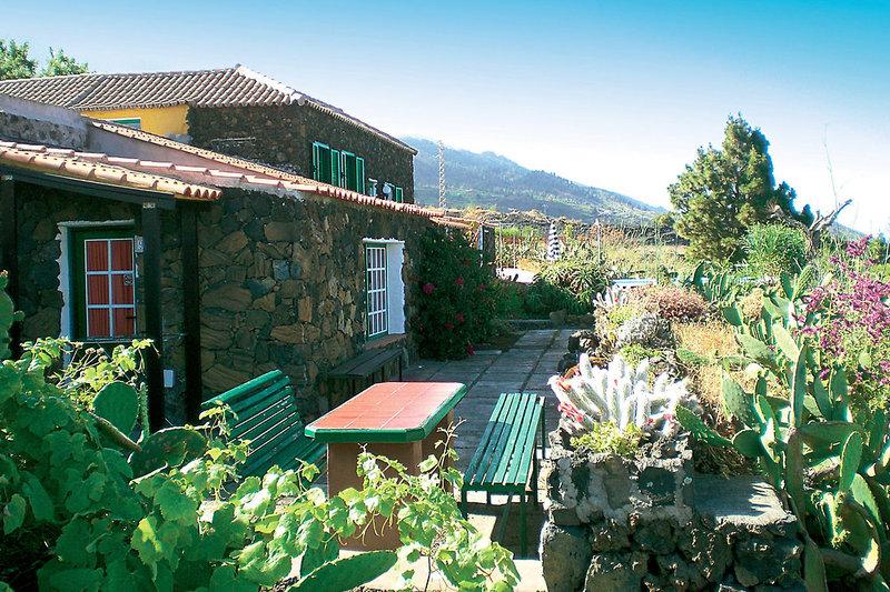 Finca Monte Mar 1+2 in Los Llanos de Aridane, La Palma A