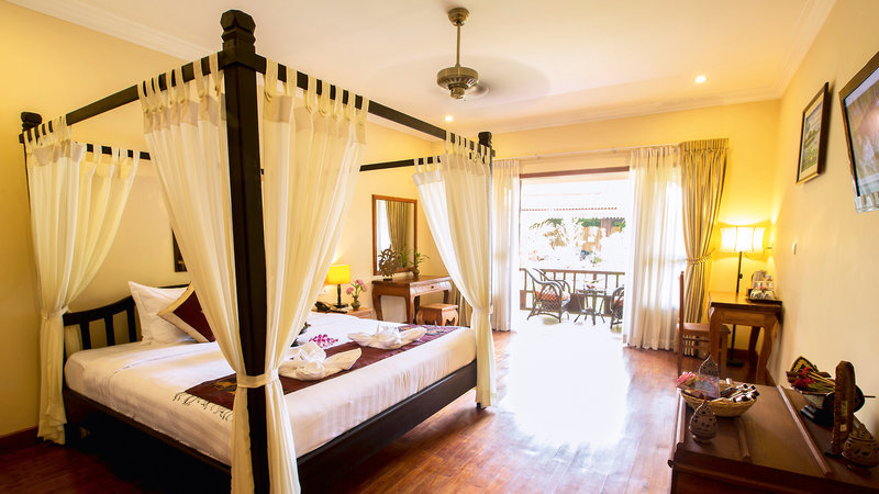 Angkor Heritage Boutique in Siem Reap, Kambodscha