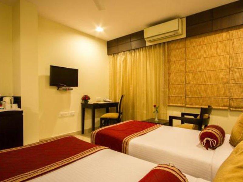 Hotel Classic Diplomat in Neu Delhi, Indien - Delhi