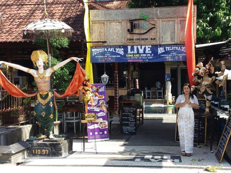 Legian Village Hotel in Legian, Indonesien - Bali PE